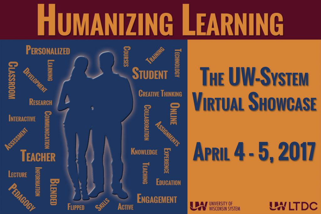 The UW-System Virtual Showcase 2017