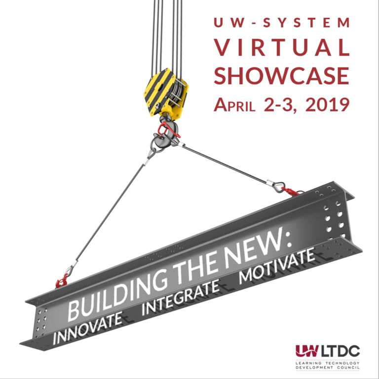 logo for 2019 virtual showcase