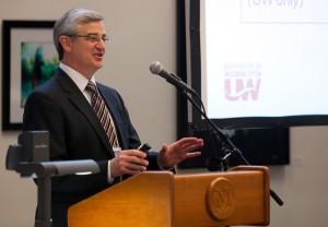 UW System Assoc VP David Miller