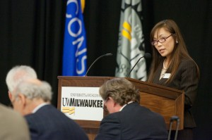 Associate Vice President Heather Kim