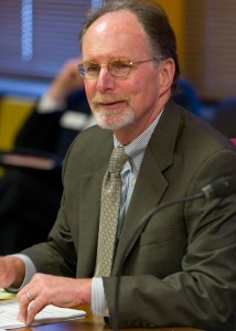 UW System President Kevin P. Reilly