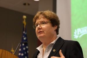 UW-Parkside Provost Terry Brown