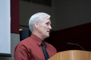 UW-Green Bay Prof. Robert Howe