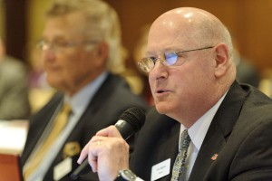 New UW Board of Regents member  Tim Higgins