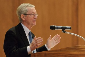 UW-Madison Interim Chancellor David Ward
