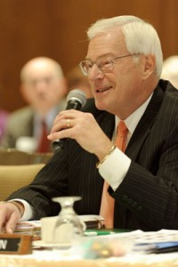 New UW Board of Regents member Gerald Whitburn