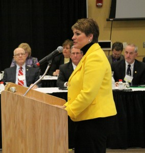 Chancellor Renée Wachter