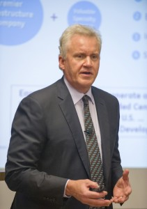 Jeffrey Immelt, Chairman and CEO of GE