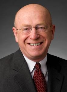 Photo of Dr. Raymond W. (Ray) Cross