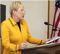 Photo of UW-Milwaukee Chancellor Nancy Zimpher