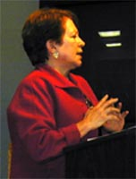 Dr. Carol Geary Schneider, President of the Association of American Colleges and Universities