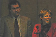 UW-Madison Professors Ron Raines and Laura Kiessling
