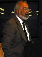 Padmanabhan Sudevan, Professor of Psychology, UW-Stevens Point