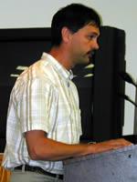 Mark Keller, student, UW-Stevens Point