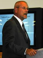 David Woodward, Financial Aid Officer, UW-River Falls