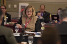 Photo of Regent Janice Mueller
