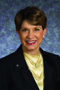Photo of Regent Vice President Regina Millner