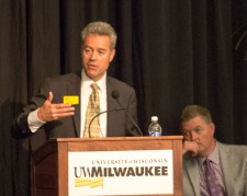 Photo of UW-Milwaukee Interim Chancellor Mark Mone