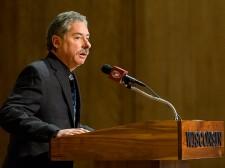 Photo of 2014 Diversity Award winner Roger Haro, Professor of Biology, UW-La Crosse