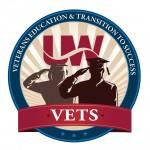 Logo for UW VETS certification