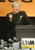 UWM Chancellor Nancy Zimpher