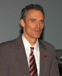 UW-La Crosse Chancellor Joe Gow