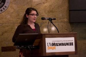 UW-Madison student Chynna Haas