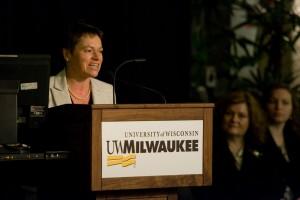 UW-Milwaukee Provost Rita Cheng