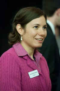 Student Regent Jessica Schwalenberg