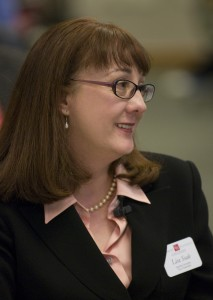 Lisa Seale, interim associate vice chancellor of UW Colleges