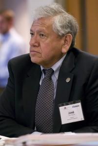 Regent José Vásquez