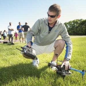 UW-Eau Claire drone
