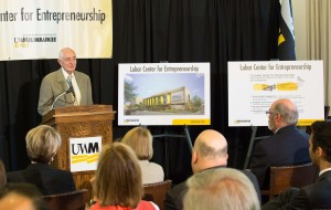 Donation of $10 million to UW-Milwaukee by the Lubars