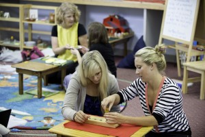UW-River Falls' Montessori program