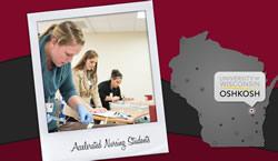 UW-Oshkosh_nursing-students-at-Clow
