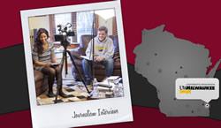 UW-Milwaukee journalism class