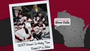 UW-River Falls women's ice hockey team