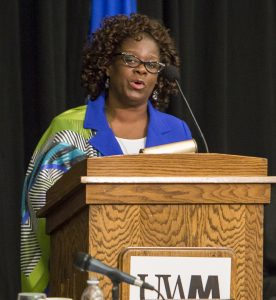Photo of Rosetta Washington
