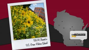 UW-Milwaukee named a U.S. Green Ribbon School