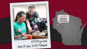 STEPS for Girls marks 20th year