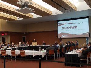 Board of Regents approves 2020FWD strategic framework