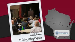 UW-Platteville hosted the second annual 21st Century Policing Conference