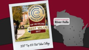 UW-River Falls: Top 100 Best Value College