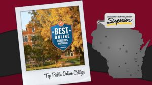 UW-Superior named a top public online college