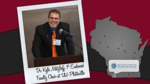 Dr. Kyle Metzloff: 1st Endowed Faculty Chair at UW-Platteville