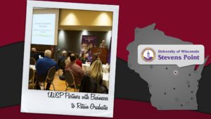 UWSP Partners with Businesses to Retain Graduates