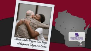 Alumni Mentor Program: Don Meyer and Sophomore Tatyana McLemore