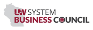 UW System Business Council logo