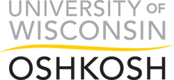 UW-Oshkosh Logo (Vertical Wordmark)
