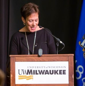 Mary Vilmo, Director of UW HELP